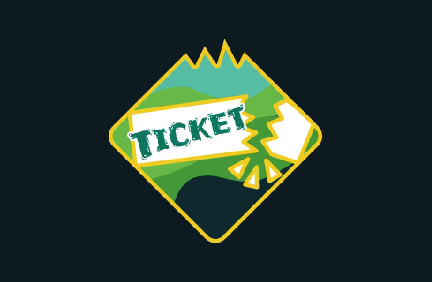 【TICKET】2〜3名様用駐車券 追加受付スタート!